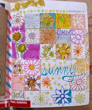August grid